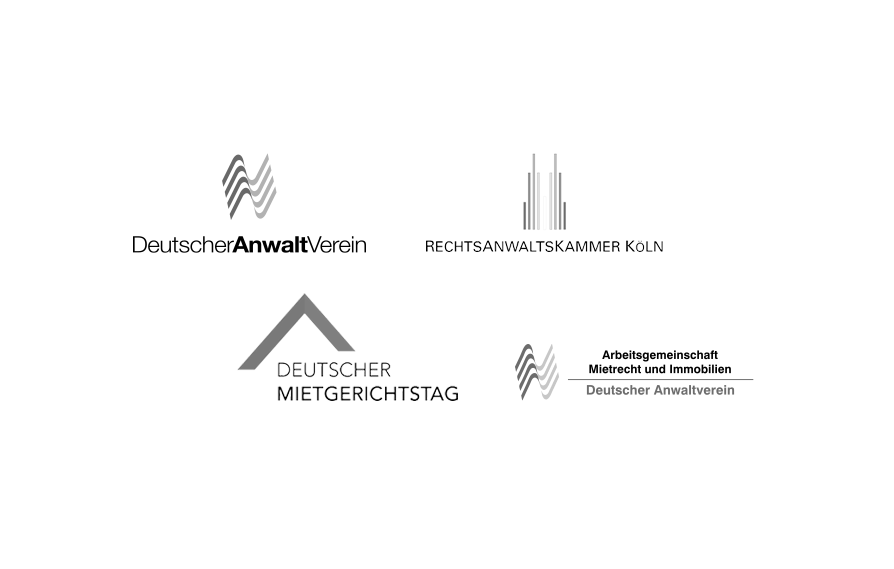 Kanzlei Luba Mayr Logos